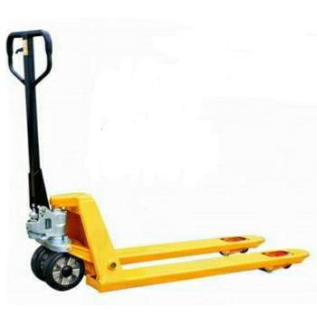 2500kg 2.5T capacity extra wide hand pallet truck