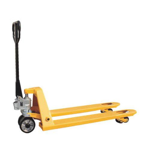 3000kg 3.0Tcapacity extra wide hand pallet truck