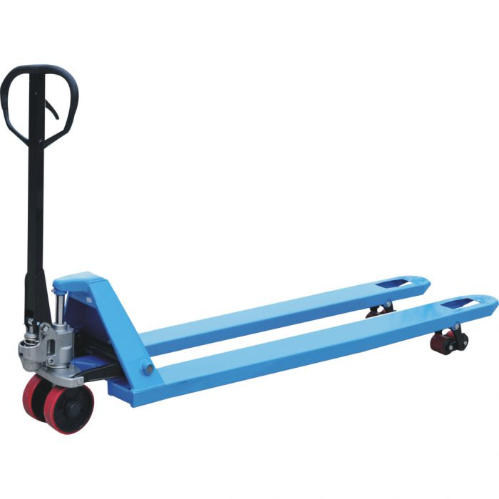 2000kg 2.0T capacity 540x2000mm hand pallet truck