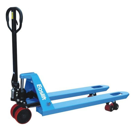Hand Pallet Truck with Double Rollers