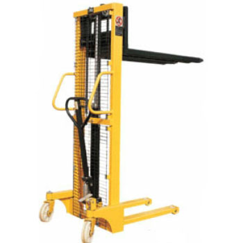 1.6m lift height  500kg capacity Pallet Stacker