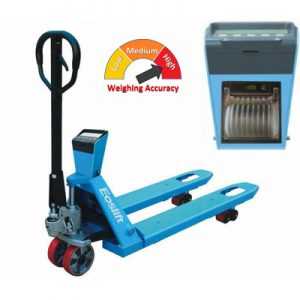 2000kg/1kg Pallet Truck Scale and Printer