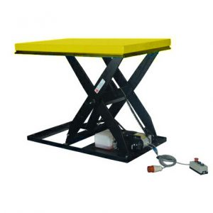 1000kg Capacity Electric Lift Platform