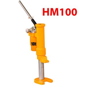 HM100 Manual Hydraulic Toe Jack 10 Tonne Capacity