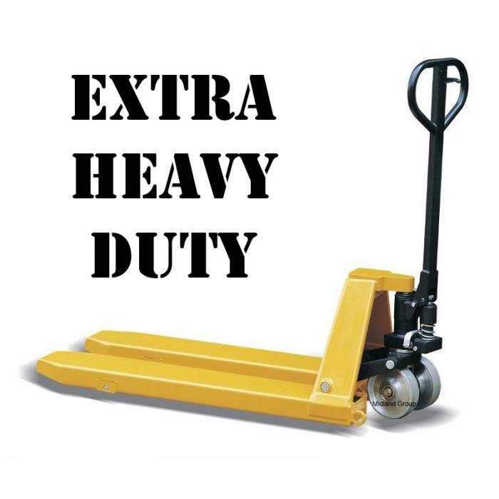 5000kg Extra Heavy Duty Pallet Truck
