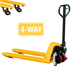 1200-2000kg Capacity Traverse Hand Pallet Truck