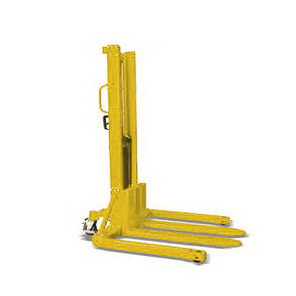 1.5m lift height 1000kg capacity Straddle Stacker