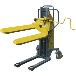 800kg cap 900mm lift height pallet truck with tilt