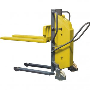 800kg Cap 900mm height high lift hand pallet truck