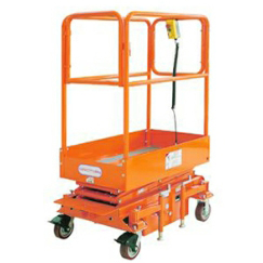 Electric scissor lift 3.0m platform lift height