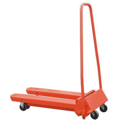300kg 420x1100mm Folding pallet truck