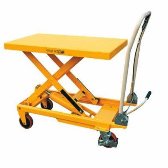 tf50 scissor lift table 500kg 0 88m pallet trucks and pump trucks rh midlandpallettrucks com pallet lift table price pallet lift table price