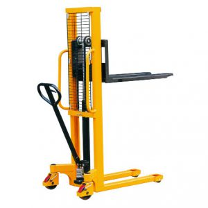 1.5m lift height  1000kg capacity Pallet Stacker