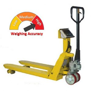 SAC-W-540X1150 Weigh Scale Pallet Truck