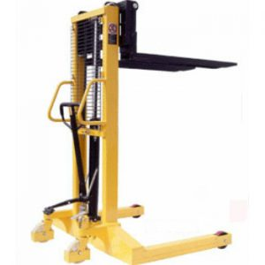 1.6m lift height 1000kg capacity Straddle Stacker