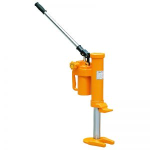 HM50 Manual Hydraulic Toe Jack 5 Tonne Capacity