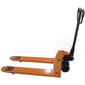 2000kg capacity 540x1150 low profile pallet truck