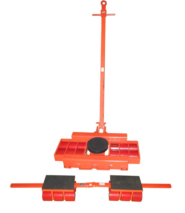 24 Ton Moving Skate Set
