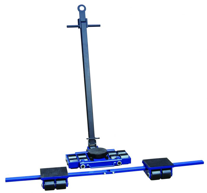 X8+Y8 18 Ton Moving Skate Set