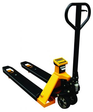 Weighing Scale Pallet Truck Range