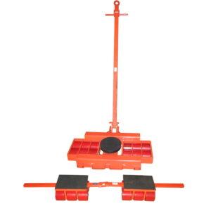 48 ton moving skate set